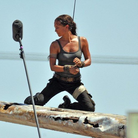 Set Foto Tomb Raider 3
