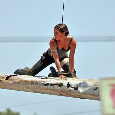 Set Foto Tomb Raider 5