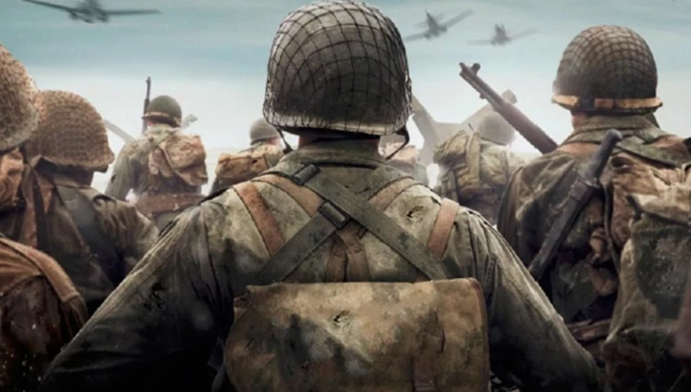 Call of Duty WW2 D-Day