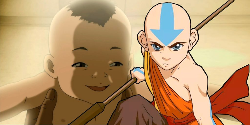 Aang Parents