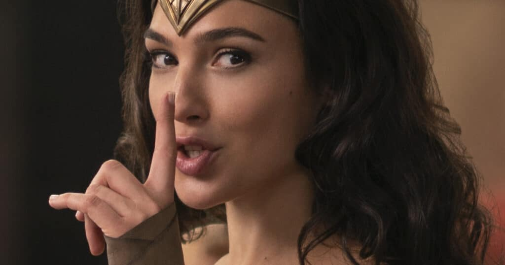 Wonder Woman Gal Gadot 1984