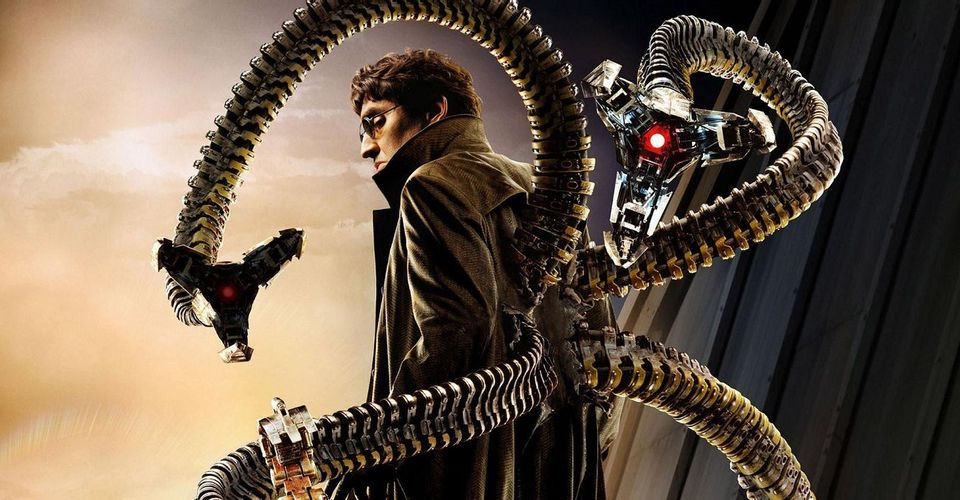 Alfred Molina Doctor Octopus Spider-Man 3