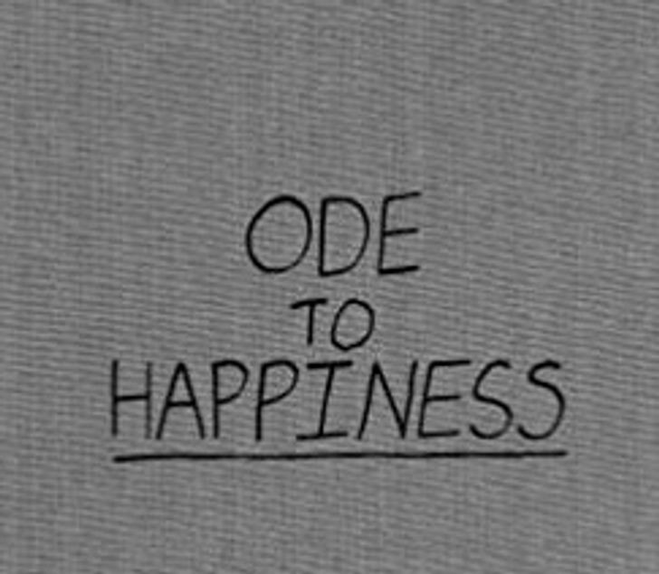 Ode To Happiness