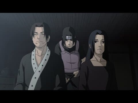 Itachi parents
